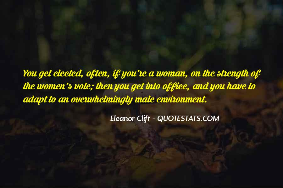 Quotes About A Woman Strength #202016