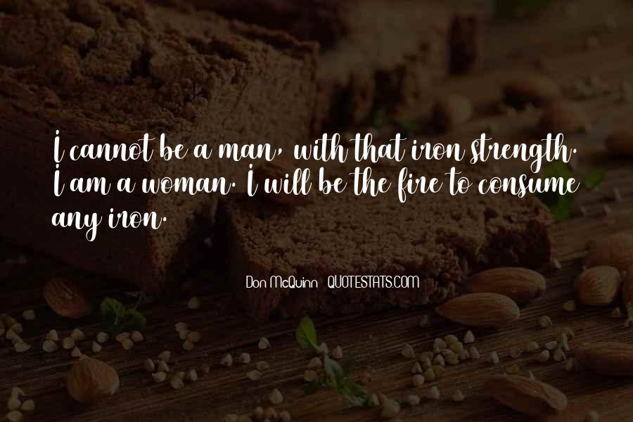 Quotes About A Woman Strength #214585