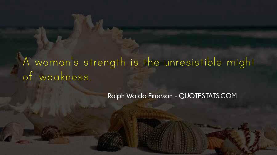Quotes About A Woman Strength #216184