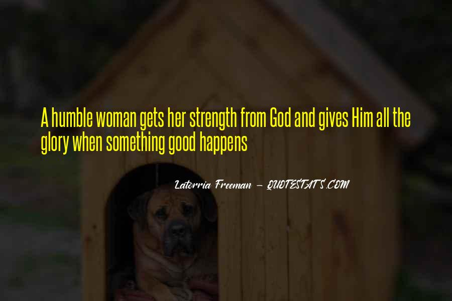 Quotes About A Woman Strength #262022