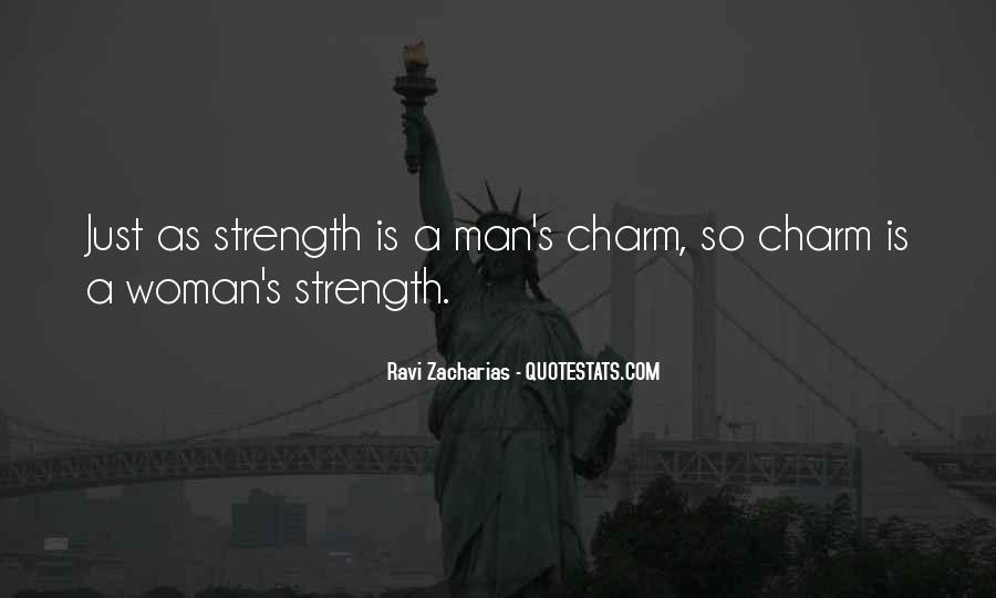 Quotes About A Woman Strength #362687