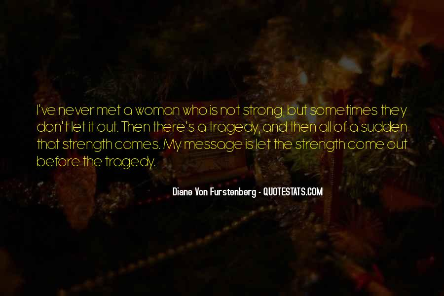 Quotes About A Woman Strength #51270