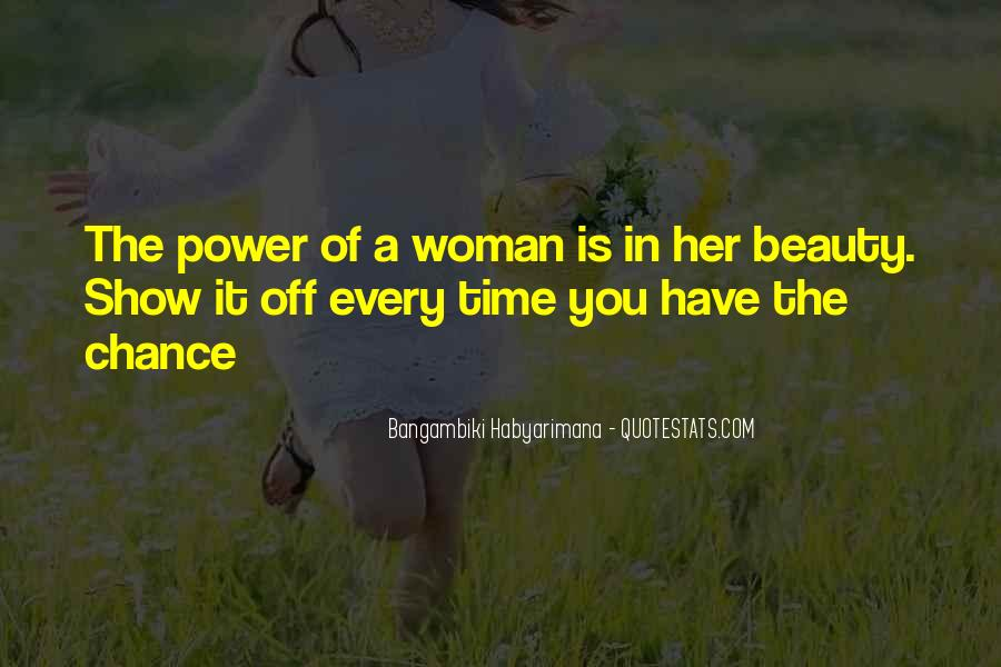 Quotes About A Woman Strength #523616