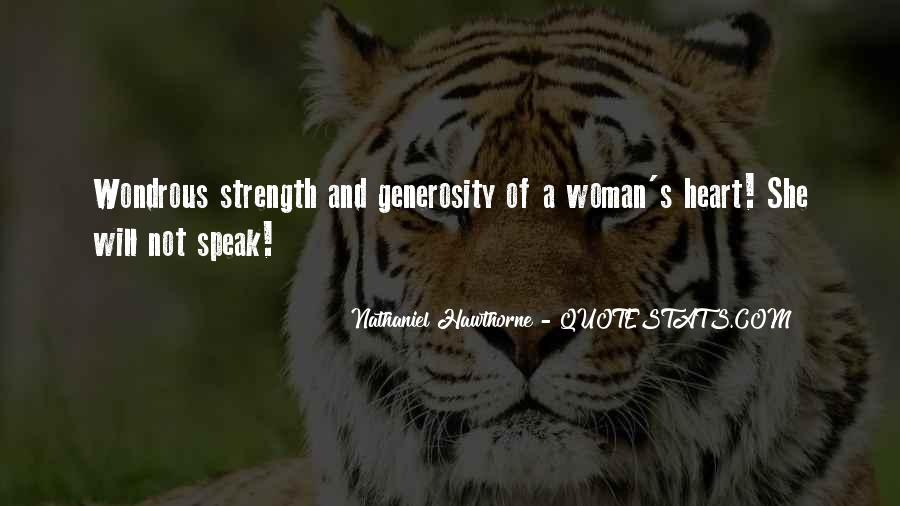 Quotes About A Woman Strength #539649