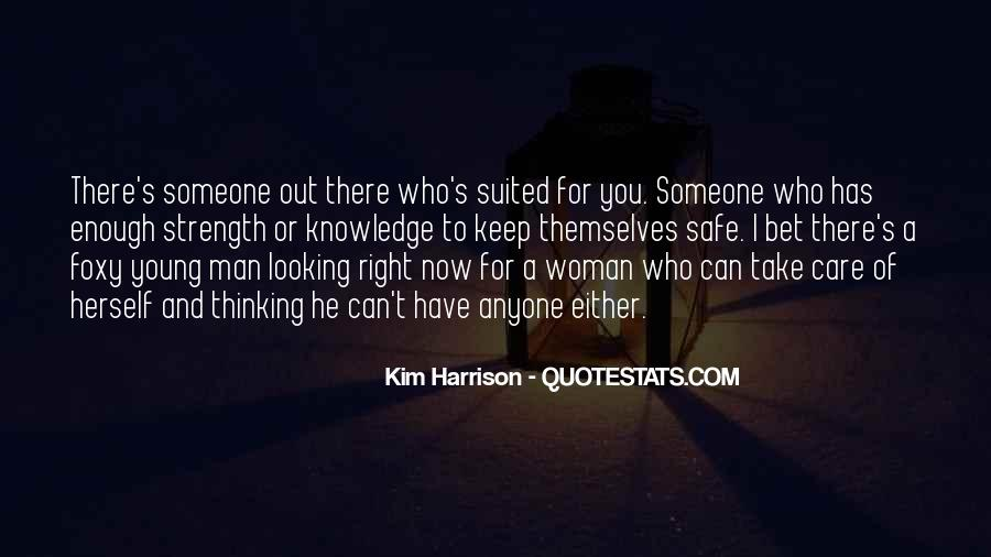 Quotes About A Woman Strength #555459