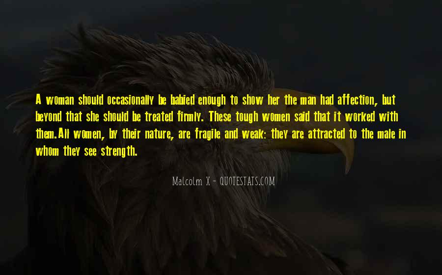 Quotes About A Woman Strength #62012