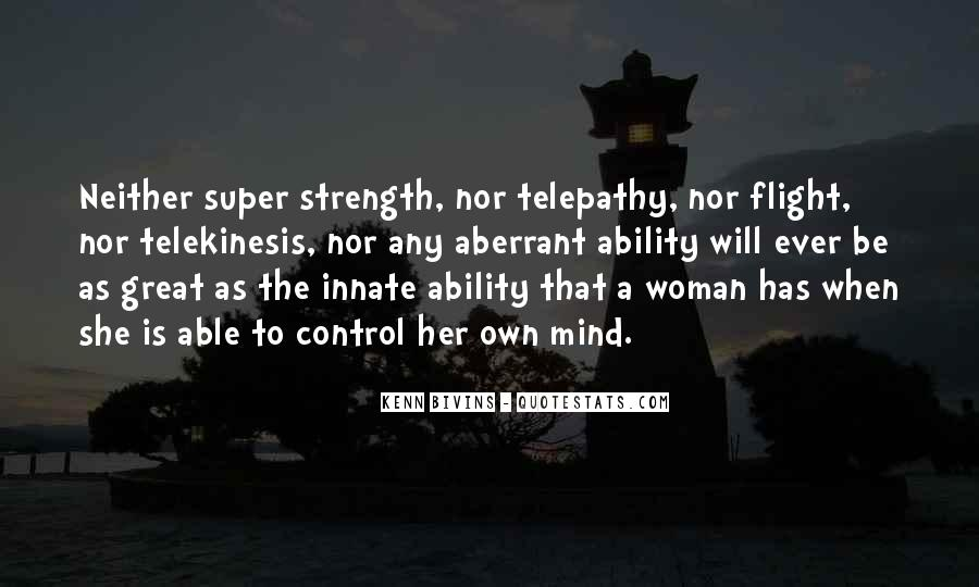 Quotes About A Woman Strength #657361