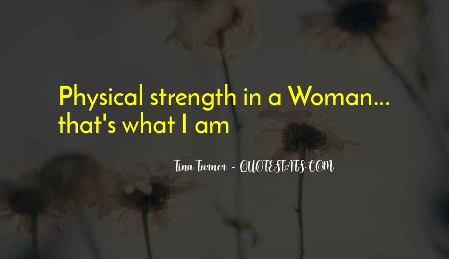 Quotes About A Woman Strength #674506