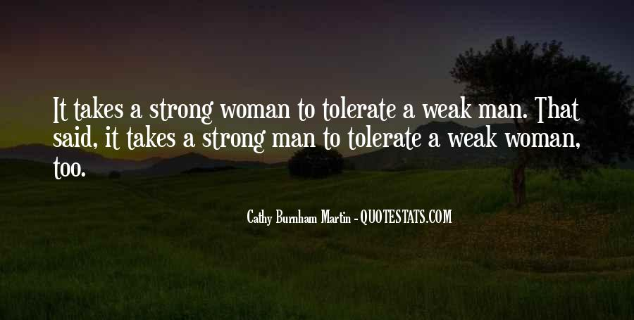 Quotes About A Woman Strength #743715