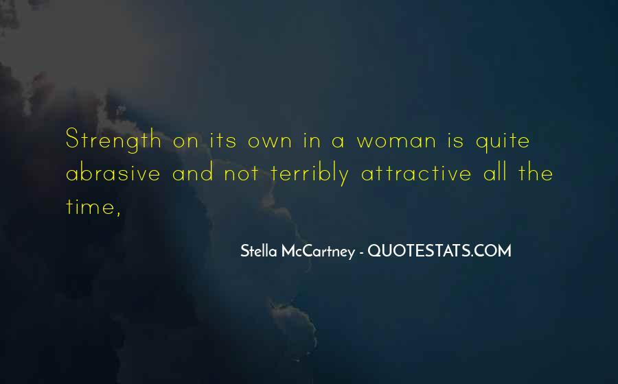 Quotes About A Woman Strength #776622