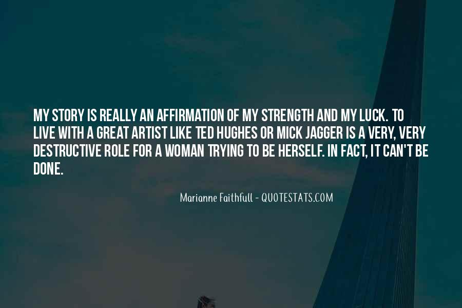 Quotes About A Woman Strength #796899