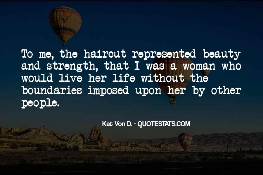 Quotes About A Woman Strength #802905