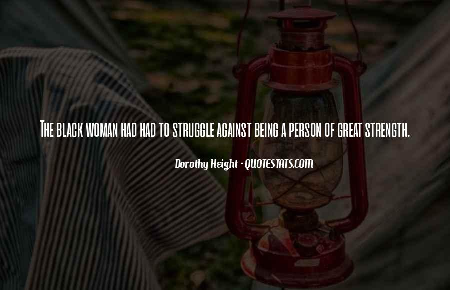 Quotes About A Woman Strength #87793