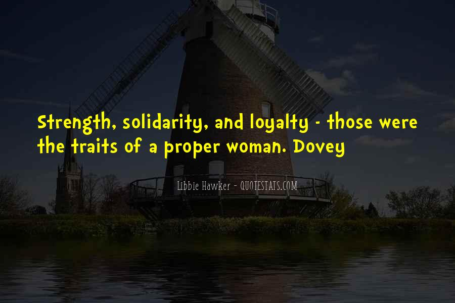 Quotes About A Woman Strength #887850