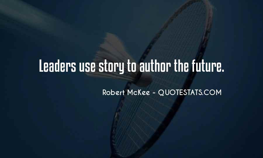 Robert Mckee Story Quotes #1535184