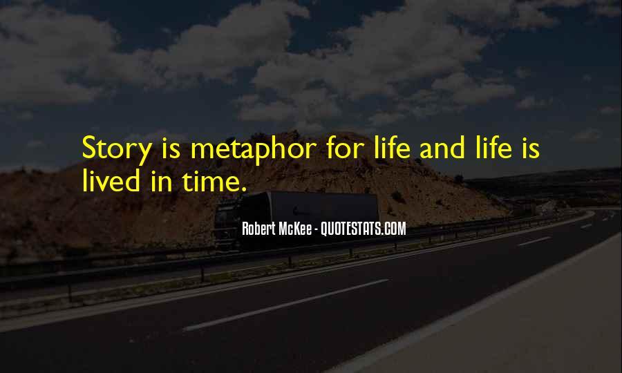 Robert Mckee Story Quotes #894347