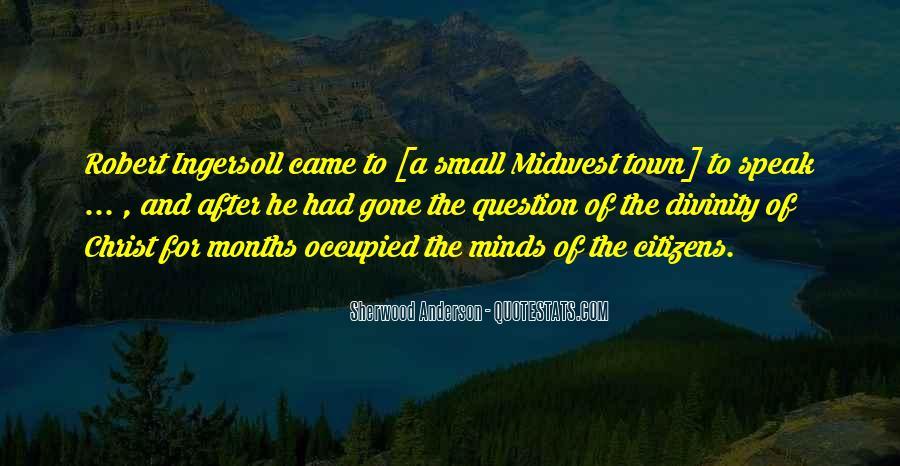 Robert Sherwood Quotes #1178875