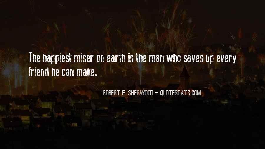 Robert Sherwood Quotes #1486714
