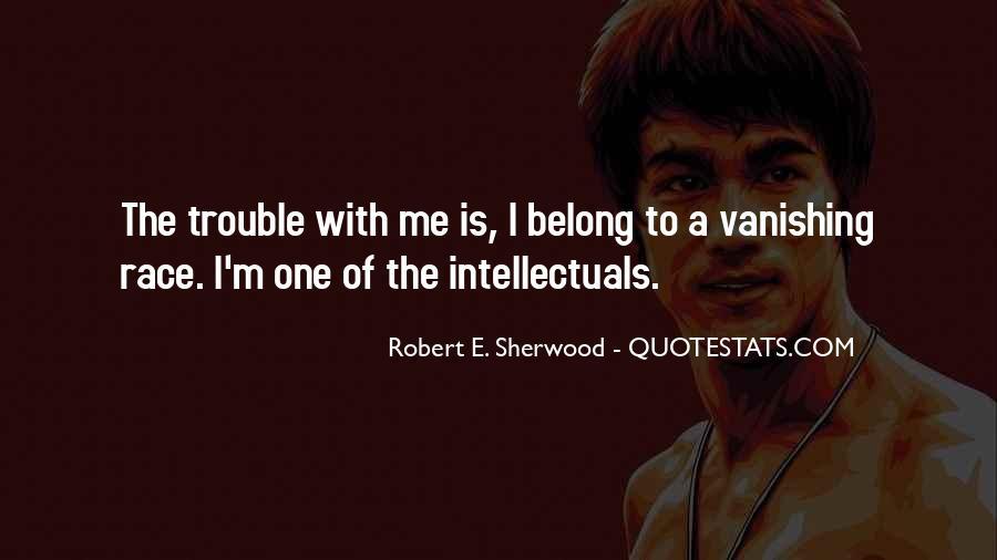Robert Sherwood Quotes #491500