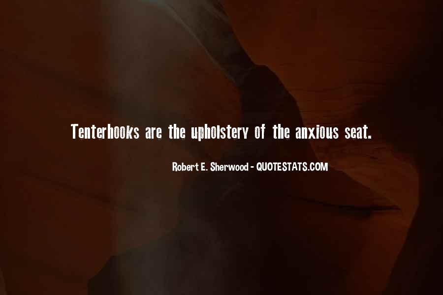 Robert Sherwood Quotes #743892