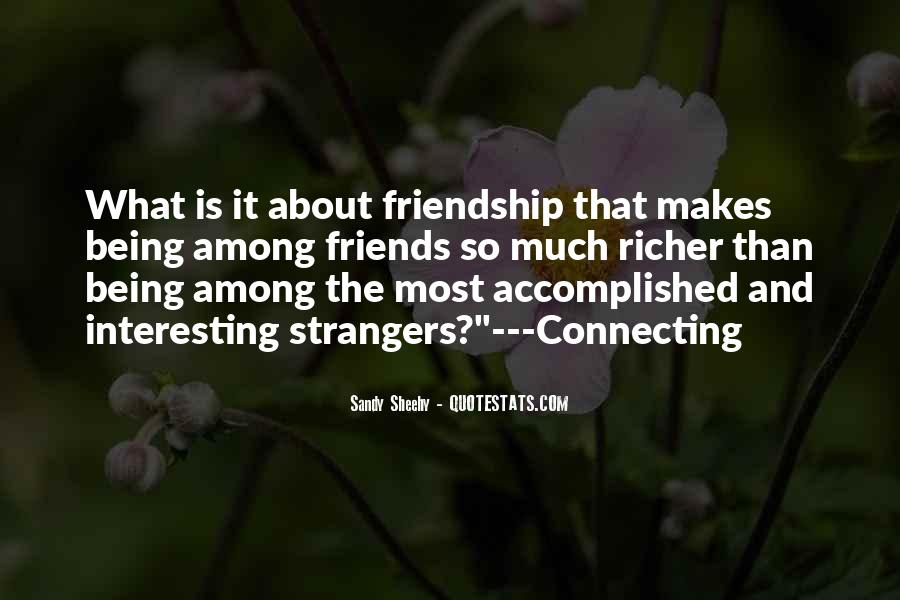 Quotes About Being There For Friends #115663