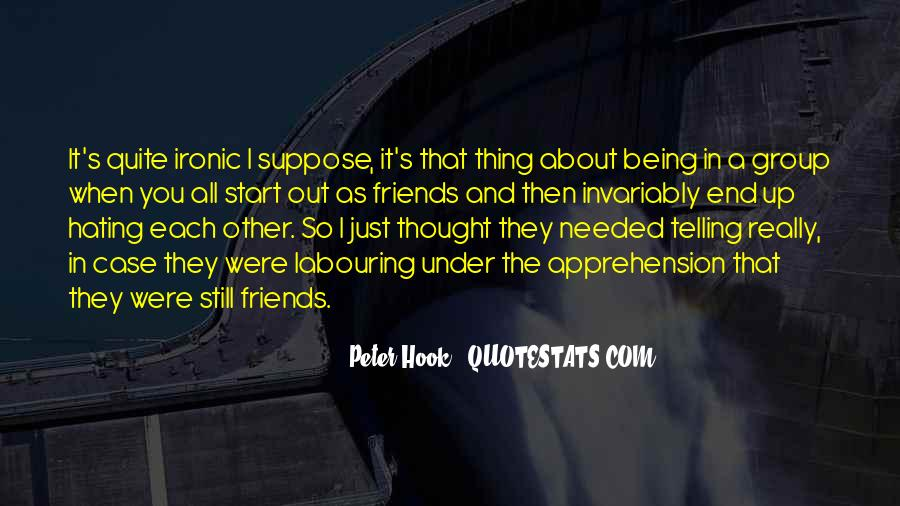 Quotes About Being There For Friends #53812