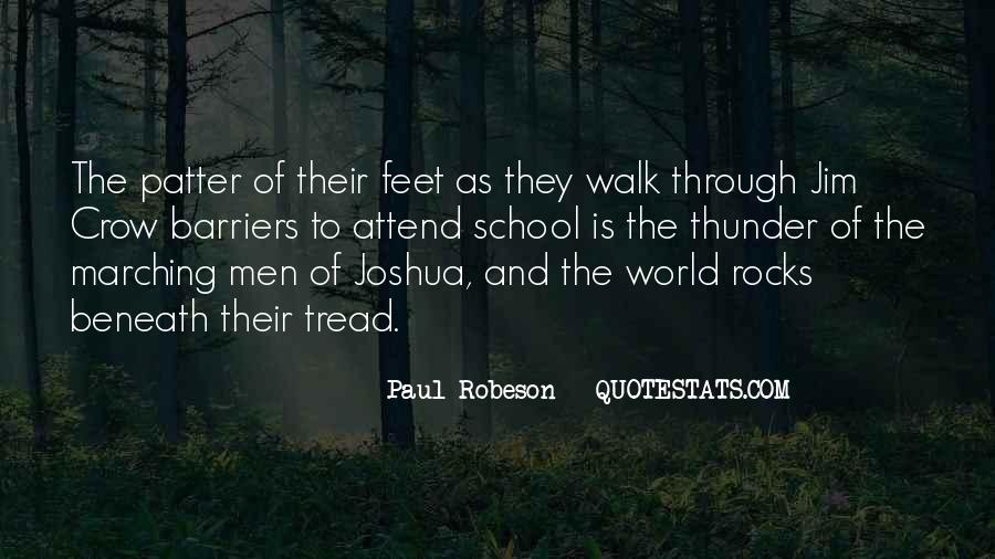 Robeson Quotes #1137379