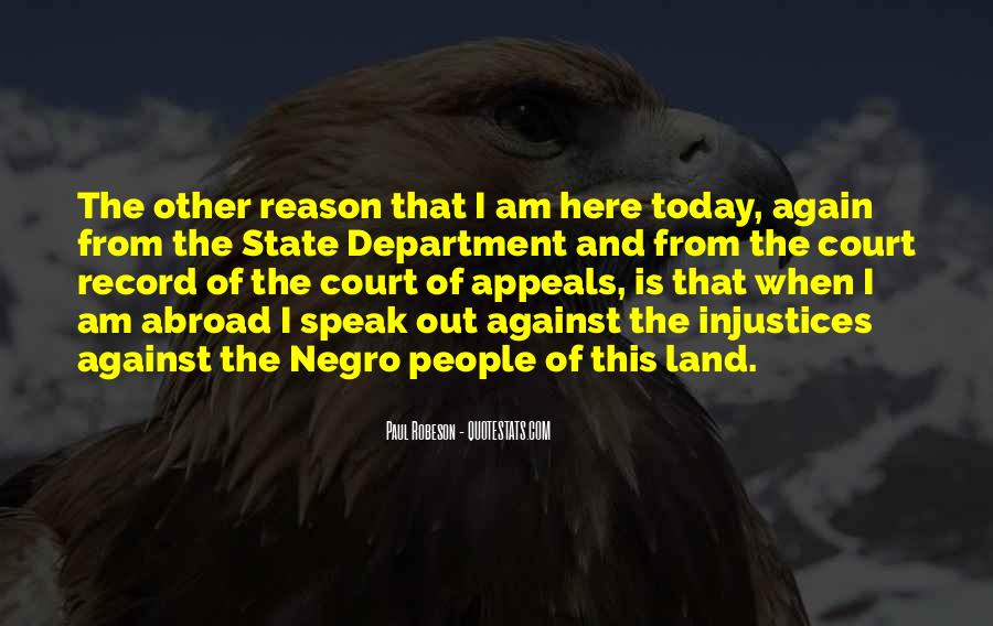 Robeson Quotes #1811702