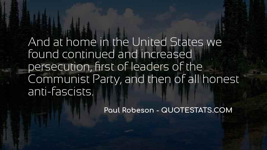 Robeson Quotes #282117