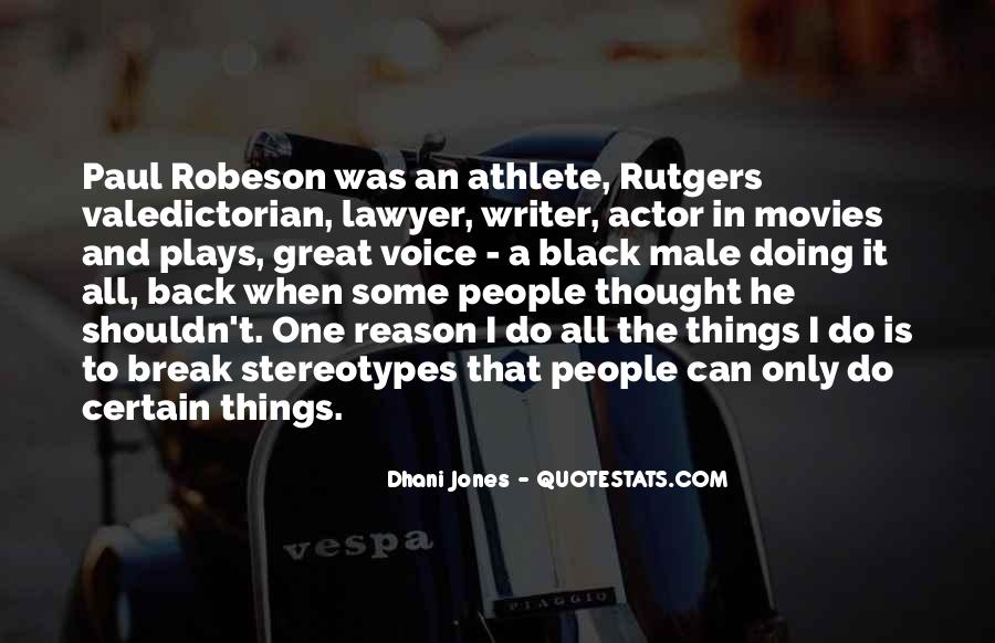 Robeson Quotes #433043