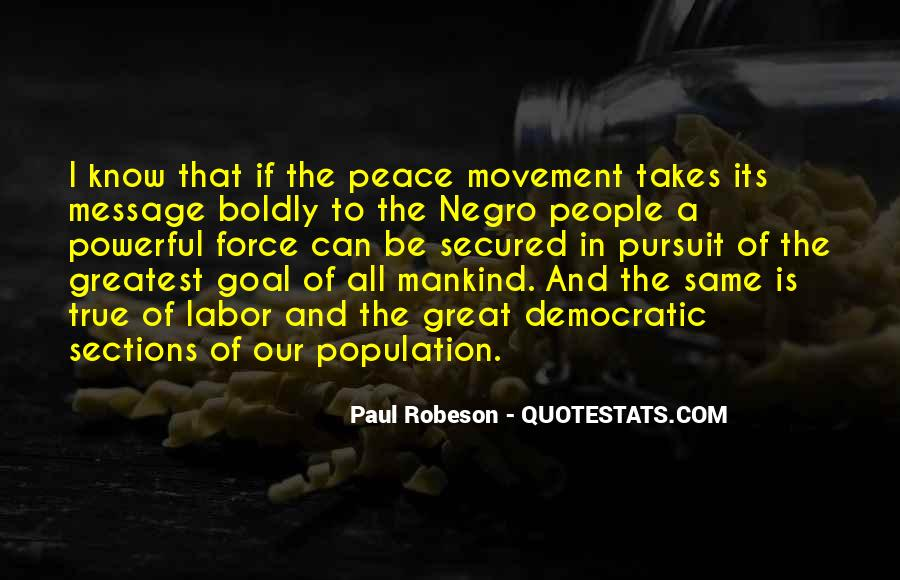 Robeson Quotes #870780