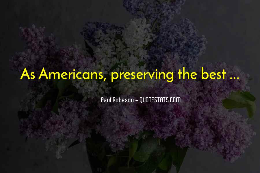 Robeson Quotes #98448