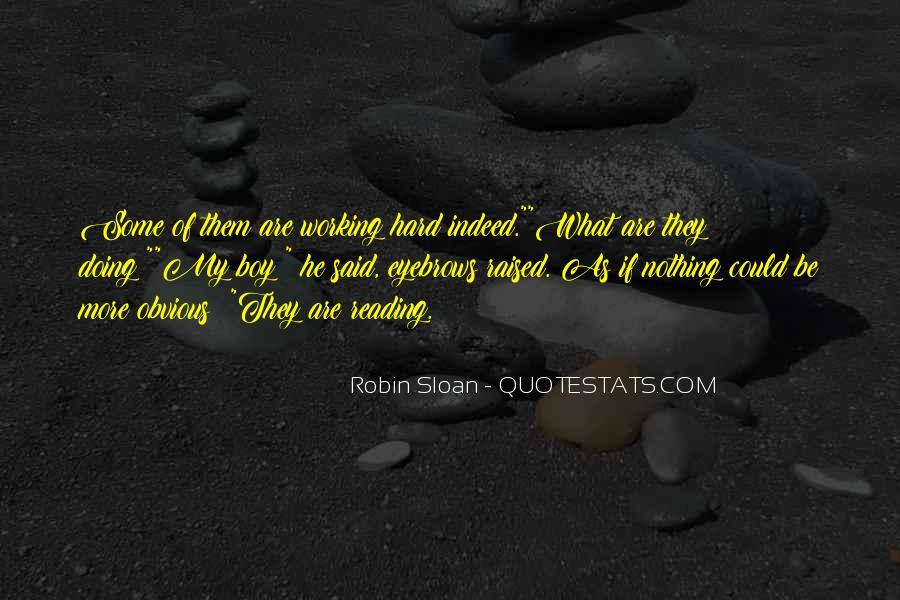 Robin Boy Wonder Quotes #1007950