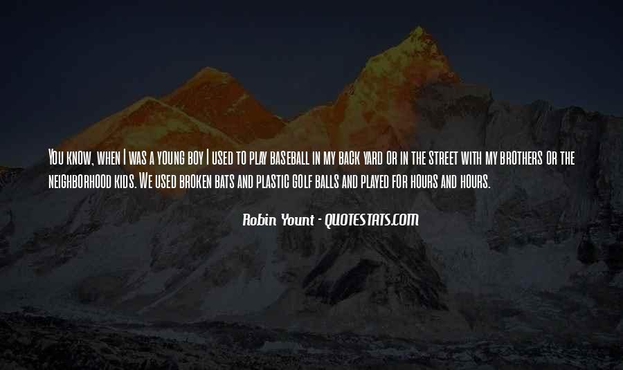 Robin Boy Wonder Quotes #1496403