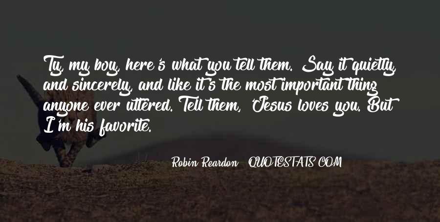 Robin Boy Wonder Quotes #230183