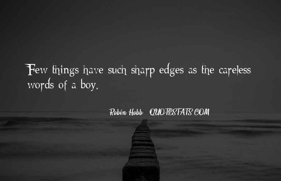 Robin Boy Wonder Quotes #243951