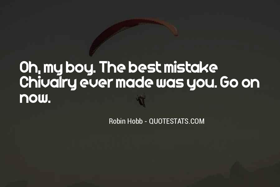 Robin Boy Wonder Quotes #852135
