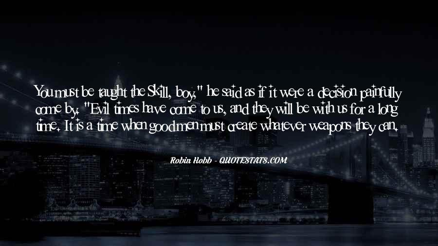 Robin The Wonder Boy Quotes #1048612