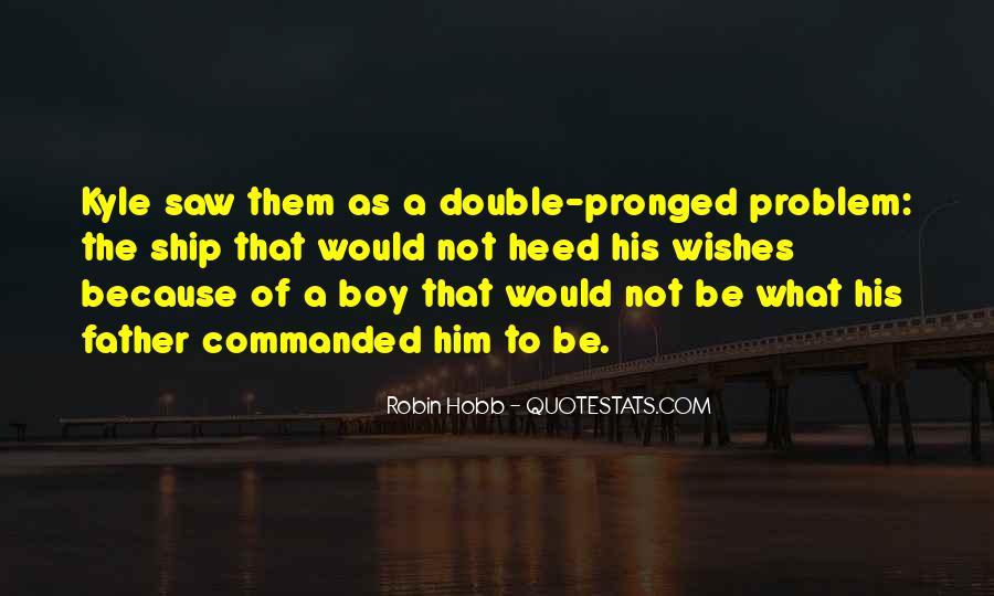 Robin The Wonder Boy Quotes #1790503
