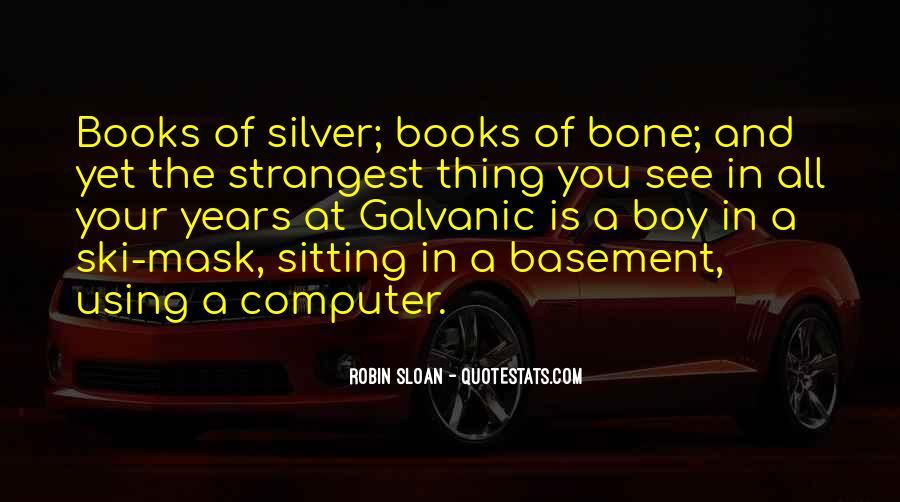 Robin The Wonder Boy Quotes #838901