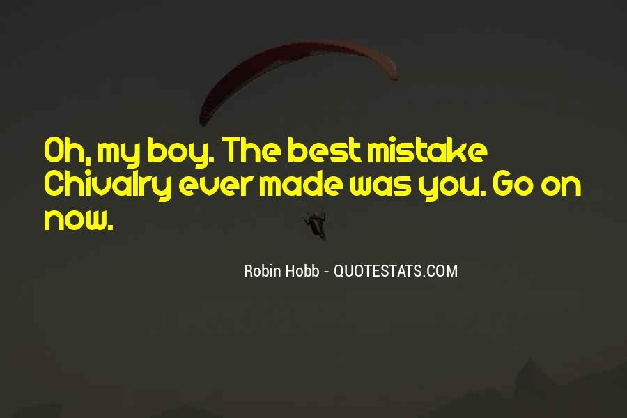 Robin The Wonder Boy Quotes #852135