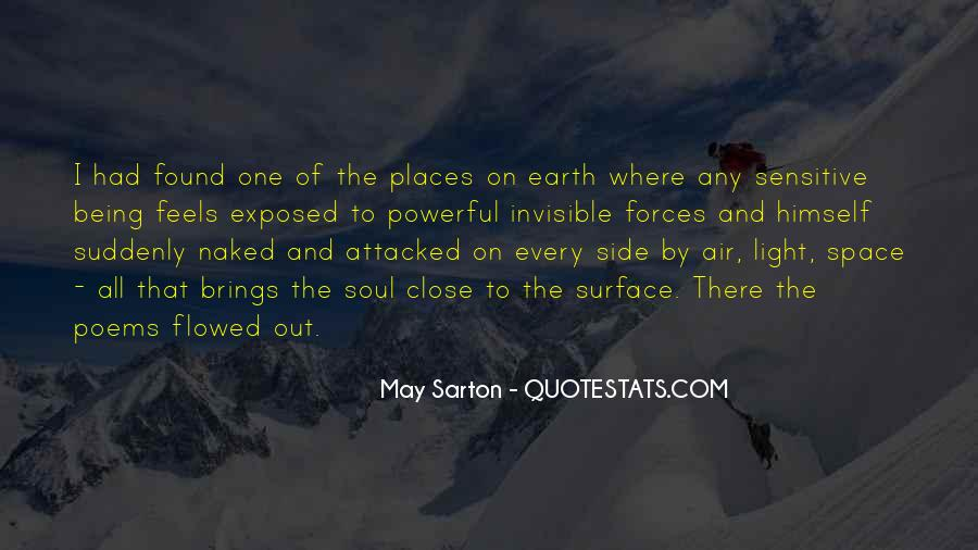 Quotes About Being Found Out #1432098