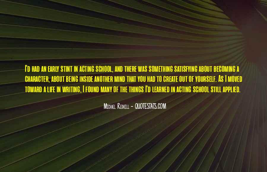 Quotes About Being Found Out #512738