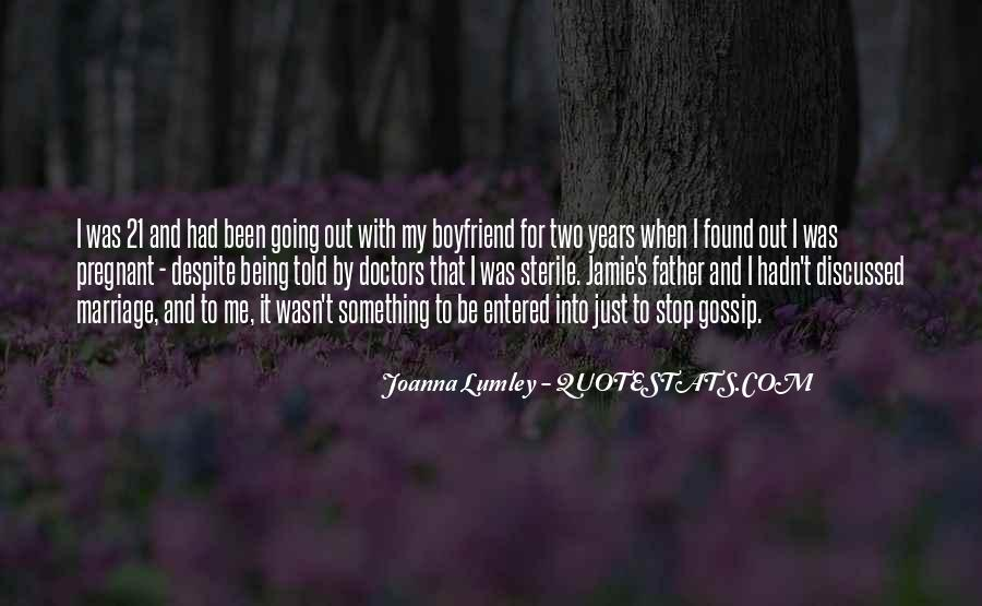 Quotes About Being Found Out #715085
