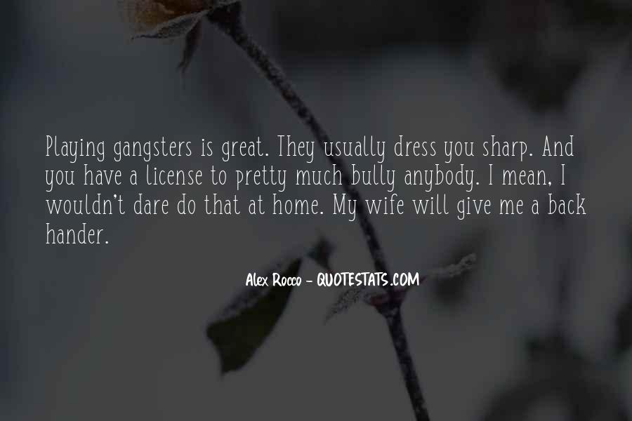 Rocco The Great Quotes #456319