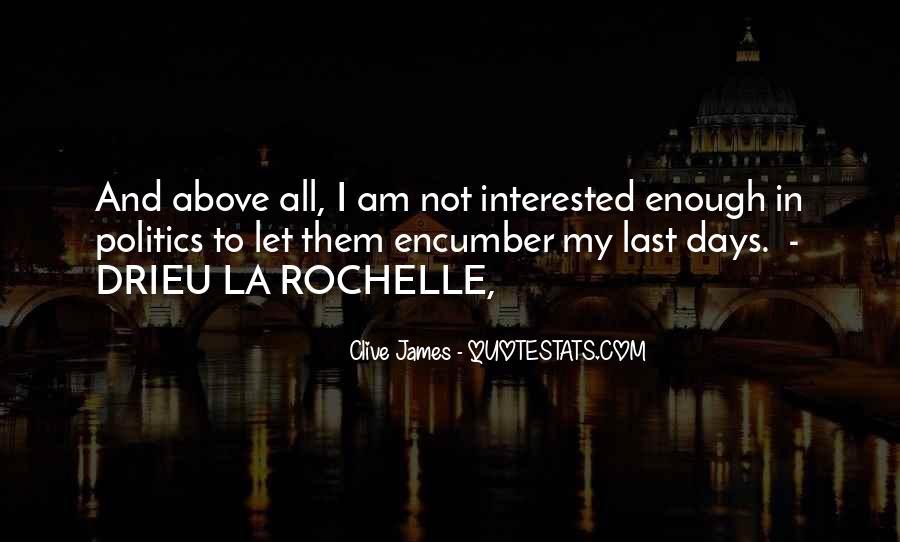 Rochelle Quotes #1662715