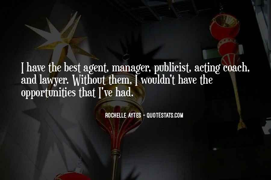 Rochelle Quotes #737093