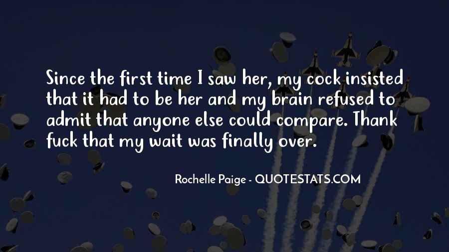 Rochelle Quotes #955573