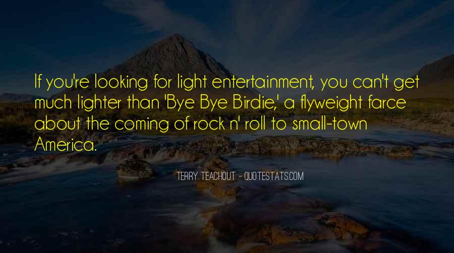 Rock A Bye Quotes #706203