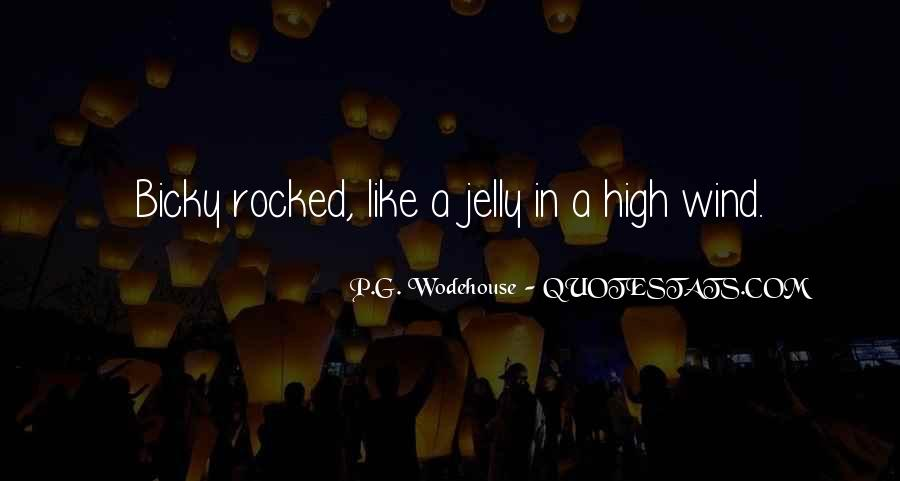 Rocked Under Quotes #148282